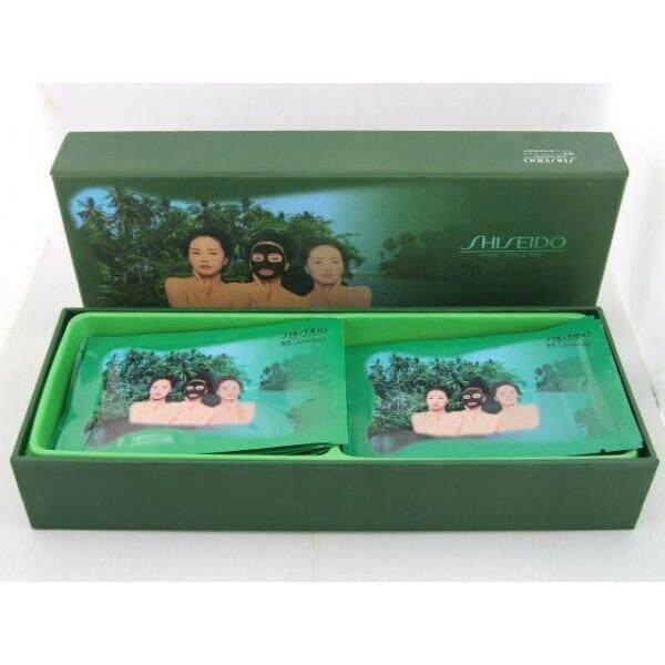 (ยกกล่อง 20 ซอง) โคลนดำมาส์คหน้า ลอกสิว Beauty Host Fine Toiletay.