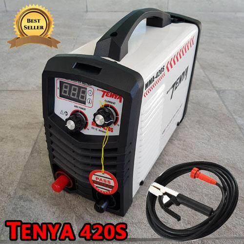 ตู้เชื่อม Tenya 420S (มีระบบ ARCFORCE ในตัว) ไฟแรง เชื่อมลวดได้ 2.6 - 4 มม.