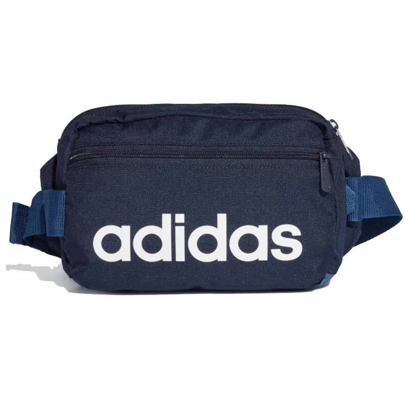 Adidas กระเป๋าคาดเอว Adidas Linear Core Fm6740 (legend Ink/tech Indigo/white) *สินค้าลิขสิทธิ์แท้.