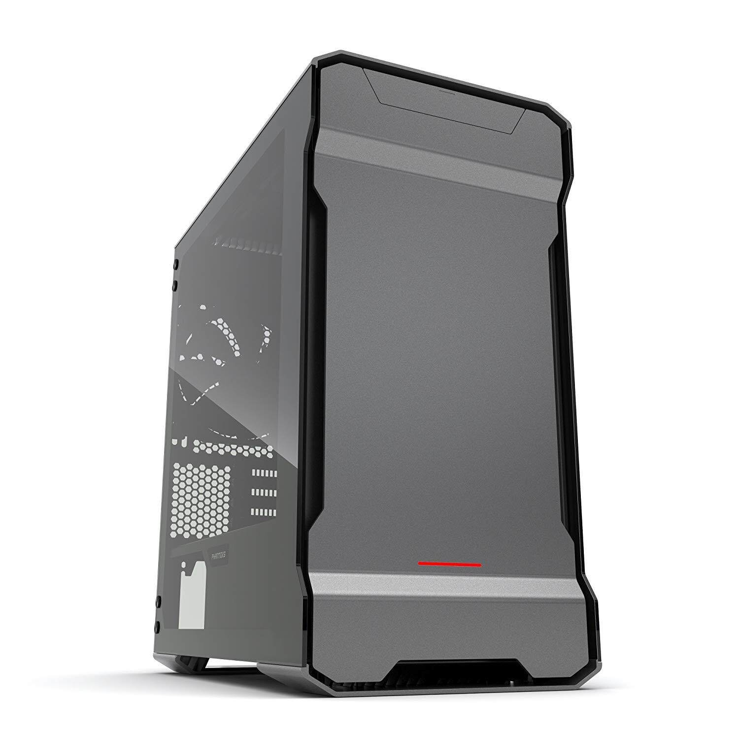 Phanteks Enthoo Evolv Matx Tempered Glass Anthracite Gray (ph-Es314etg_ag) By Tora.