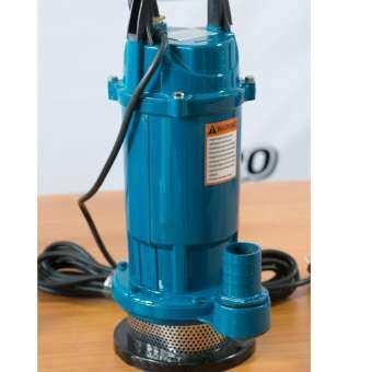 ปั้มแช่  ไดโว่ QDX 10 -10-0.55  1.5 นิ้ว แบบไม่มีลูกลอย  Aspero Electric Water Pump