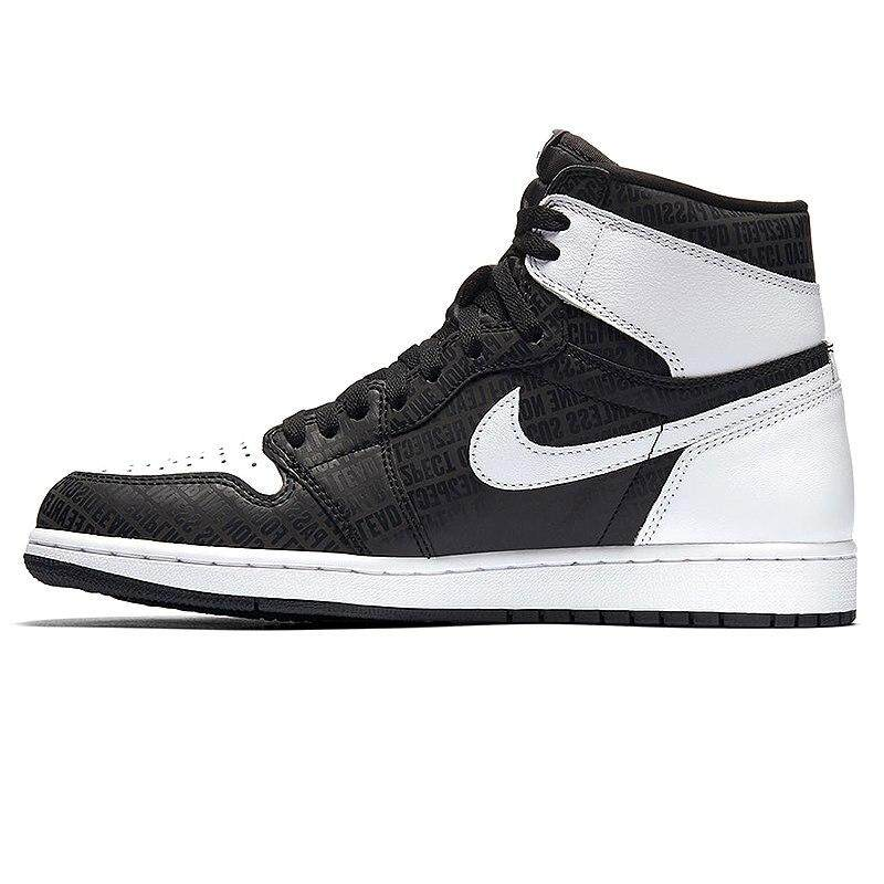 ba948c6054fd nike AIR Jordan 1 Retro High OG AJ1 3M Reflective Men s Basketball Shoes  Sneake