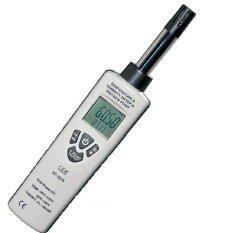 ขาย Cem เครื่องวัดอุณหภูมิ ความชื้น Humidity Temperature Meter รุ่น Dt 321S สีขาว ดำ ออนไลน์