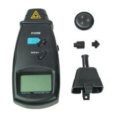 Cem เครื่องวัดความเร็วรอบ Tachometer รุ่น Dt 6236B สีดำ ไทย
