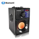 ซื้อ Center Bluetooth Speaker ลำโพงทรงพลังเสียงขนาดเล็ก 2 1 รุ่น Dp A 11 Black ออนไลน์