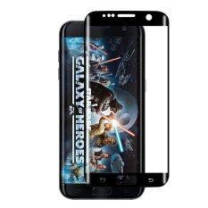 ราคา Cessory ฟิล์มกันรอย กระจกนิรภัย 3D โค้ง เต็มจอ คลุมขอบ Samsung Galaxy S7 Edge G935 26Mm สีดำ ใน กรุงเทพมหานคร