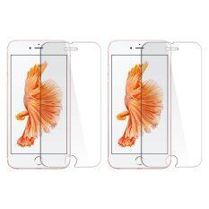 โปรโมชั่น Cessory Premium Tempered Glass ฟิล์มกระจกนิรภัย Iphone 6S 4 7 26Mm 2 ชิ้น Cessory ใหม่ล่าสุด