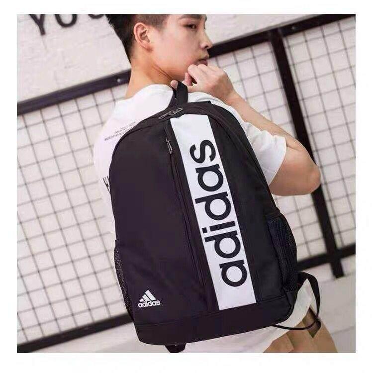 Adidas กระเป๋าเป้แฟชั่น Fashion Unisex Travel Backpack.