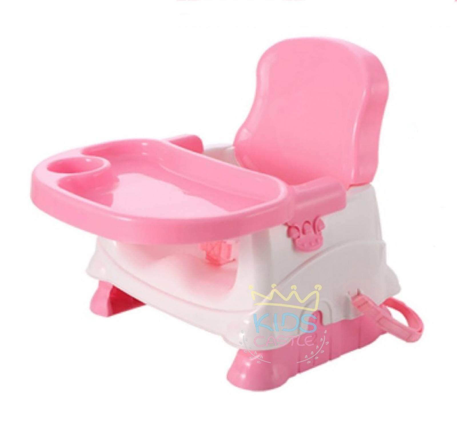 รีวิว Kids castle เก้าอี้ทานอาหารเด็กแบบพกพา