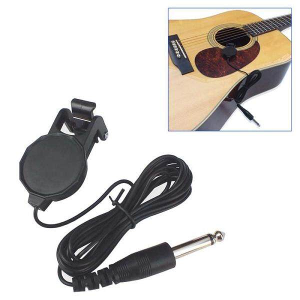 Clip-On Pickup for Acoustic Guitar Mandolin Bouzouki Violin Banjo Ukulele Lute Malaysia