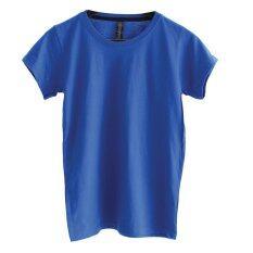 ราคา Chahom เสื้อยืดคอกลม สีน้ำเงิน ใหม่ล่าสุด