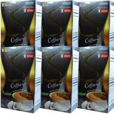 Chame Sye Coffee Plus 10ซอง กาแฟลดน้ำหนัก กระชับสัดส่วน 6 กล่อง ใน ไทย