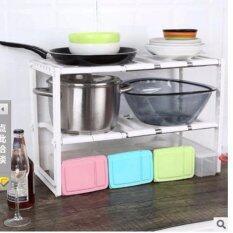 ซื้อ ชั้นวางของอเนกประสงค์ ในห้องครัว สีขาว White ถูก กรุงเทพมหานคร