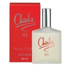 ขาย Charlie Red Cologne Spray 100Ml พร้อมกล่อง Charlie English ผู้ค้าส่ง