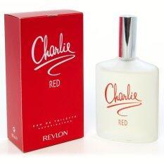 ซื้อ Charlie Red Cologne Spray 100Ml พร้อมกล่อง