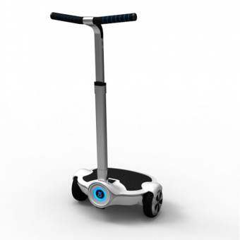 Chic Fairy Mini Segway เซกเวย์ smart wheels balance wheel Electric scooter chic fairy with handle มี-