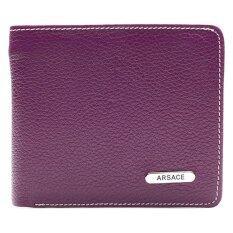 ความคิดเห็น Chinatown Leather กระเป๋าเงินหนังแท้ Us สีม่วง