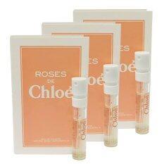 Chloe Roses De Chloe Edt 1 2 Ml 3 ชิ้น Chloe ถูก ใน Thailand