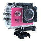 ราคา Ck Mobile Sport Action Camera 2 Lcd Full Hd 1080P No Wifi สีชมพู Ckmobile ออนไลน์