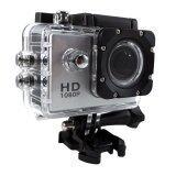 ซื้อ Ck Mobile Sport Action Camera 2 Lcd Full Hd 1080P No Wifi สีเงิน ใหม่