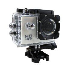 "Ck Mobile Sport Action Camera 2.0"" LCD Full HD 1080P No WiFi (สีขาว)"