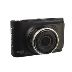 CK MOBILEกล้องติดรถยนต์ FULL HD เลนส์ Wide WDR รุ่น T612 DVR เมนูไทย (สีดำ)