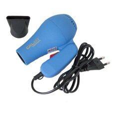 ราคา Ckl Hair Dryer ไดร์เป่าผม ขนาดพกพา 1000 วัตต์ รุ่น Ckl 950 สีน้ำเงิน ใหม่