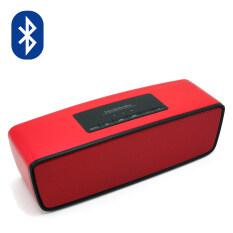 ส่วนลด Ckmobile ลำโพง Bluetooth Speaker S2025 สีแดง Ckmobile พระนครศรีอยุธยา
