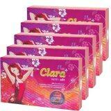 ขาย ซื้อ Clara Plus คลาร่าพลัส 20 แคปซูล 5 กล่อง ไทย