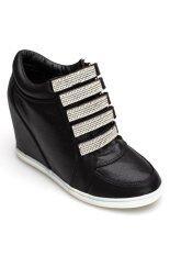 ราคา Classy รองเท้าแฟชั่น รุ่น Qmb11 3 Black Classy ใหม่