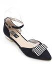 โปรโมชั่น Classy รองเท้าผู้หญิง รองเท้าแฟชั่น รุ่น 685 1 Black Thailand