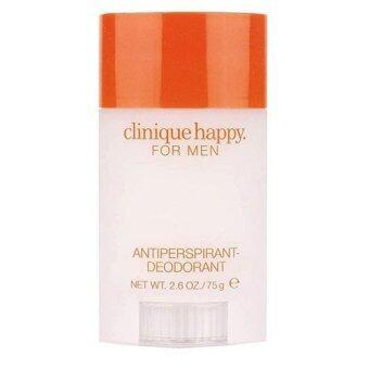 Clinique Happy for Men Antiperspirant Deodorant Stick 75 g.