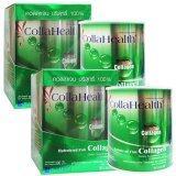 ซื้อ Collahealth Collagen คอลลาเจนบริสุทธิ์ 200 G 2 กล่อง Collahealth ถูก