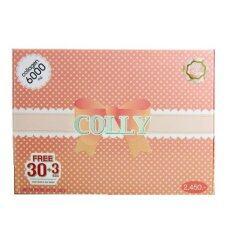 ความคิดเห็น Colly Pink Collagen 6000 Mg ผลิตภัณฑ์เสริมอาหารคอลลี่ คอลลาเจน 33 ซอง 1 กล่อง
