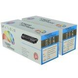 ขาย Color Box Toner Brother Tn 2380 Hl L2300D L2320D L2340Dw L2360Dn Hl L2365Dw 2 กล่อง สีดำ