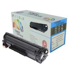 Color Box Toner HP LaserJet Pro M201dw CF283A(สีดำ)