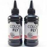 ราคา Colorfly หมึกเติม Canon ขนาด 100 Ml 2 Pcs Black กรุงเทพมหานคร