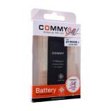 ซื้อ Commy Battery Commy แบตเตอรี่สำหรับ Iphone4 1450 Mah ใหม่ล่าสุด