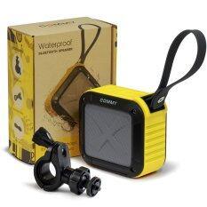 ราคา Commy Bluetooth Speaker Bs 103 For Bike Water Proof Yellow ถูก