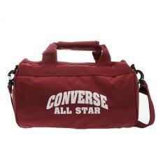 ราคา Converse กระเป๋า Sport Logo Mini Bag สีแดง Converse กรุงเทพมหานคร