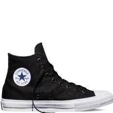 ความคิดเห็น Converse รองเท้าผ้าใบ All Star Ii Ox Hi Black