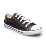 ทบทวน Converse รองเท้าผ้าใบ ผู้หญิง รุ่น All Star Dainty Ox Black 11100D100Bk Black Converse