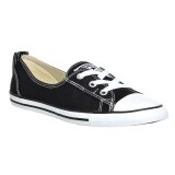ซื้อ Converse Sneakers All Star Ballet Lace Ox Black ใหม่ล่าสุด