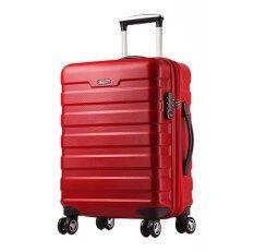 ขาย Conwood กระเป๋าเดินทาง รุ่น Fornido ขนาด 20 สีแดง ใหม่