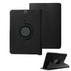 "Cool case เคสแท็บเอส 2/เอส 2 VE Tab S2 8"" / Tab S2 VE 8""Case รุ่น 360 style (Black)"