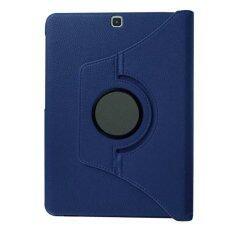 "Cool case เคสแท็บเอส 2/เอส 2 VE Tab S2 9.7"" / Tab S2 VE 9.7""Case รุ่น 360 style(Dark Blue)"