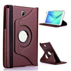 "Cool case เคสซัมซุงแท็บเอ  Tab A 9.7"" 360-Style (Brown)"