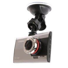 Coolpow Car Camera กล้องติดรถยนต์ Menu Eng/Thai  รุ่น A8 (สีดำ)