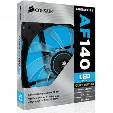 Corsair AF140 LED Quiet Edition CO-9050017-BLED (Blue)