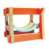 โปรโมชั่น Cpd Ideasที่นอนแมวKitty Swing Orange Polka Dot Cpd Ideas ใหม่ล่าสุด